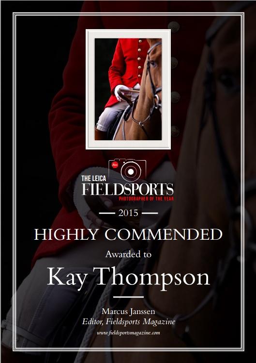 HC KAY THOMPSON