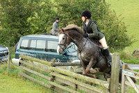 Cotswold Hunt at Hawling 17.09.11
