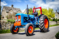 Bluebell Tractor Run 2018 - Stowell Park