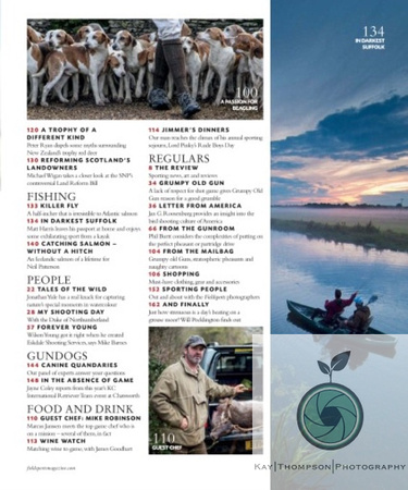 Fieldsports Magazine Aug-Sept 2015